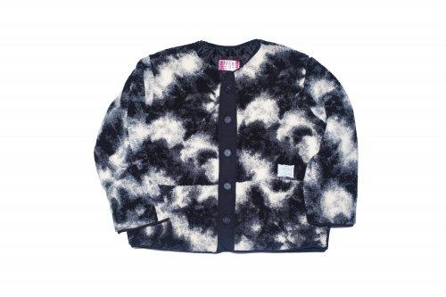 [2021新春limited item]EFFECTEN(エフェクテン) reversible tie-dye BOA JKT