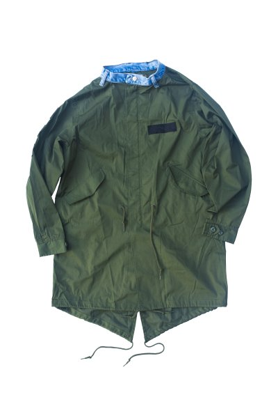 U-BY EFFECTEN(ユーバイエフェクテン)remake mods shirts coat