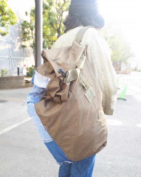 U-BY EFFECTEN(ユーバイエフェクテン)remake duffel bag