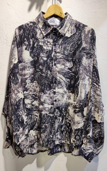 U-BY EFFECTEN(ユーバイエフェクテン) unexplored region shirts