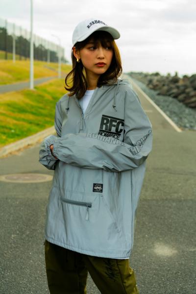 """[予約商品] RAKUGAKI(ラクガキ) RFC """"Reflector"""" Anorak Parka"""