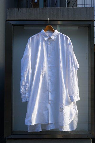 U-BY EFFECTEN(ユーバイエフェクテン) la norme long shirts