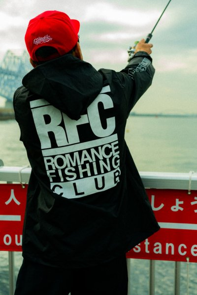 "[予約商品] RAKUGAKI(ラクガキ) RFC ""Water-Resistant"" Hooded Coach Jaket"