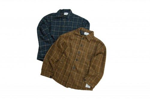 U-BY EFFECTEN(ユーバイエフェクテン)a/y middle jacket