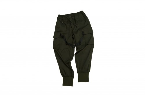 EFFECTEN(エフェクテン)  wide fit cargo pants