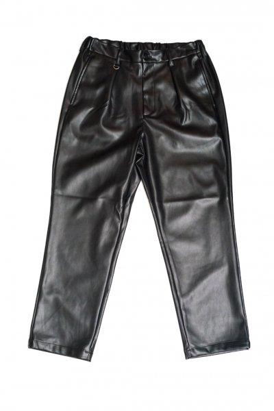 EFFECTEN(エフェクテン)  PU leather wide PT