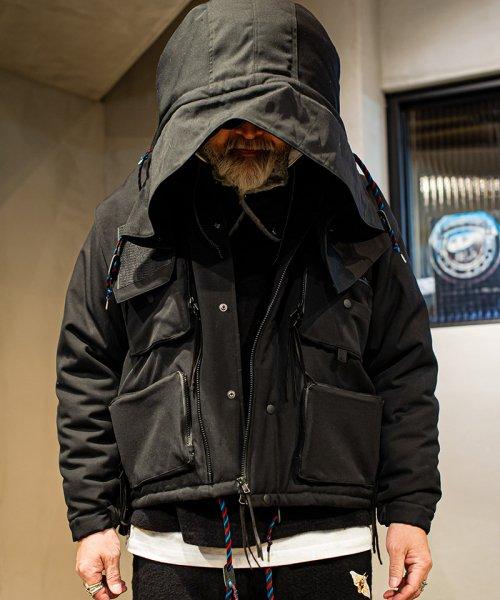 [予約商品]SEVESKIG/セブシグ W.P manufacture Jacket