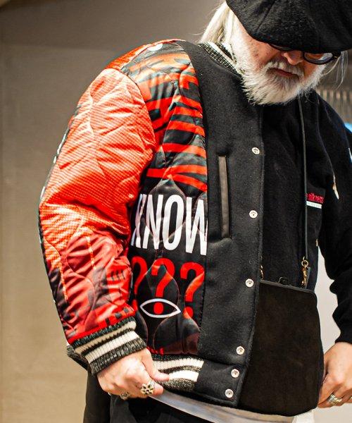 [予約商品]SEVESKIG/セブシグ Beaver Award jacket