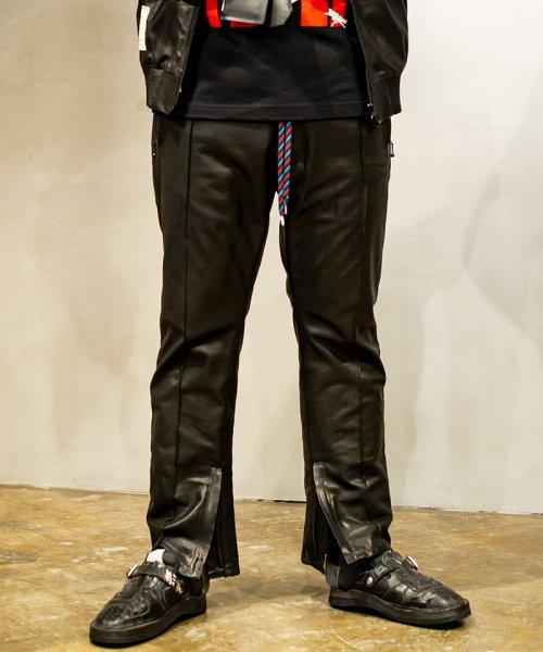 [予約商品]SEVESKIG/セブシグ UN D M C TRACK PANTS