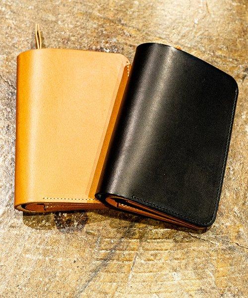 [予約商品]SEVESKIG/セブシグ 2 fold wallet