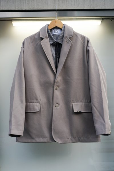 U-BY EFFECTEN(ユーバイエフェクテン) undecorated tailored jacket