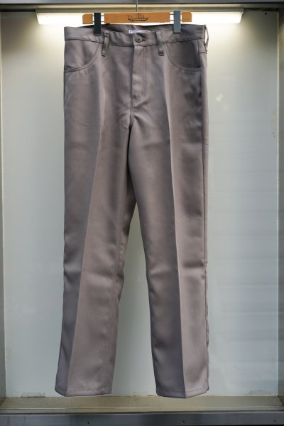 U-BY EFFECTEN(ユーバイエフェクテン) undecorated flare pants