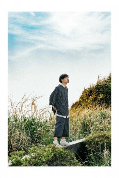 [予約商品] EFFECTEN(エフェクテン) many twists stripe pullover SH