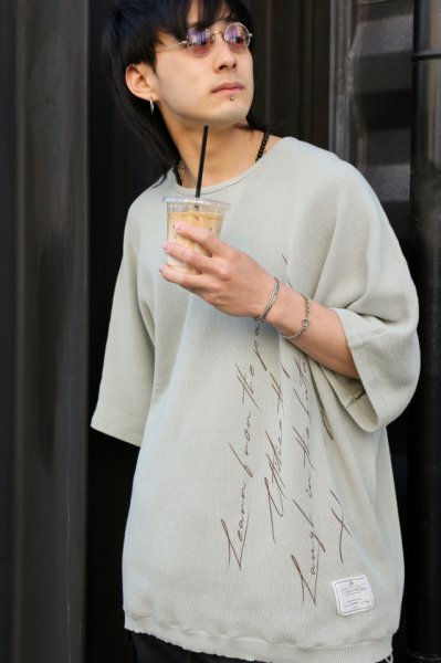 EFFECTEN(エフェクテン) coming summer s/s knit