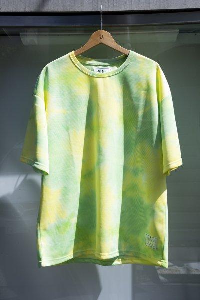 U-BY EFFECTEN(ユーバイエフェクテン) tie dye s/s Tee