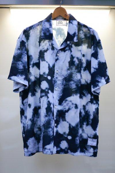 U-BY EFFECTEN(ユーバイエフェクテン)mono tie dye shirts