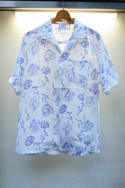 U-BY EFFECTEN(ユーバイエフェクテン)slender flower o/c shirts