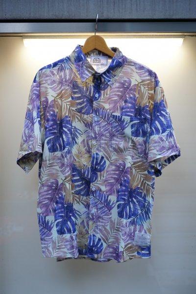 U-BY EFFECTEN(ユーバイエフェクテン)cool leaf s/s shirts
