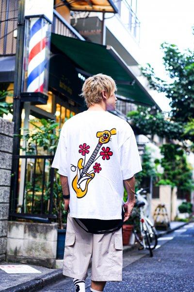 [予約商品 8月8日20時迄 受注生産限定販売]EFFECTEN(エフェクテン) / utility × オメでたい頭でなにより × バターマスター コラボレーション Tシャツ