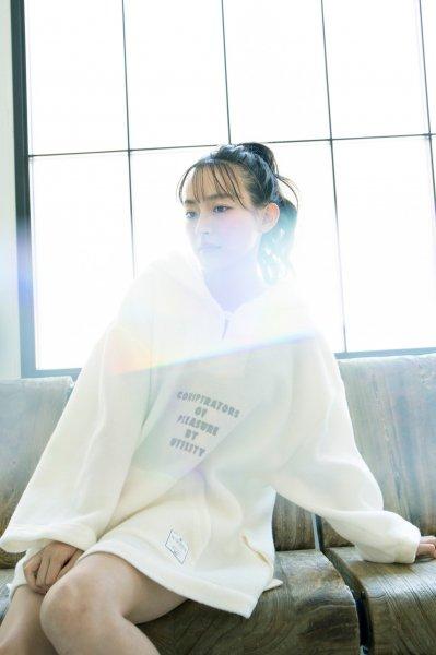 [予約商品] EFFECTEN(エフェクテン) Candlepolice fleece hoodie