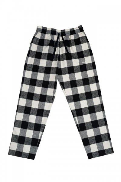 [予約商品] RAKUGAKI / Rakugaki BUFFALO CHECK Embroidery Pants