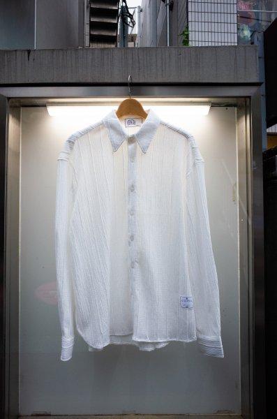 U-BY EFFECTEN(ユーバイエフェクテン)tailwind gauze shirts