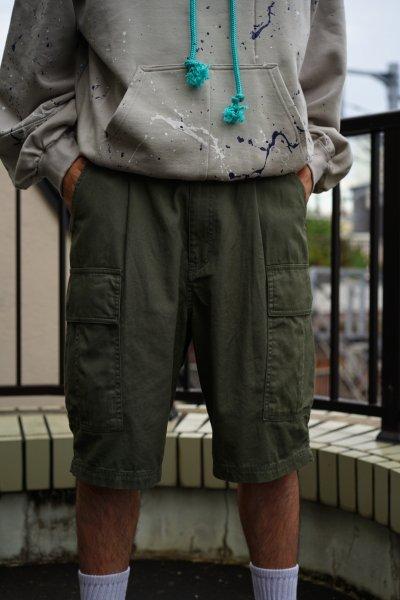 EFFECTEN(エフェクテン) wide cargo shorts