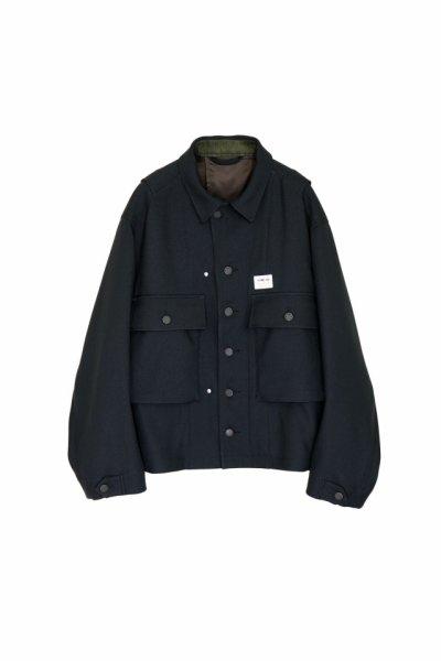 elephant TRIBAL fabrics (エレファントトライバルファブリックス ) / Hybrid M43 JKT