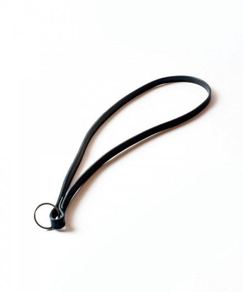 [予約商品2022Spring&summer] SEVESKIG/セブシグ/ Bridle leather Multi neck strap