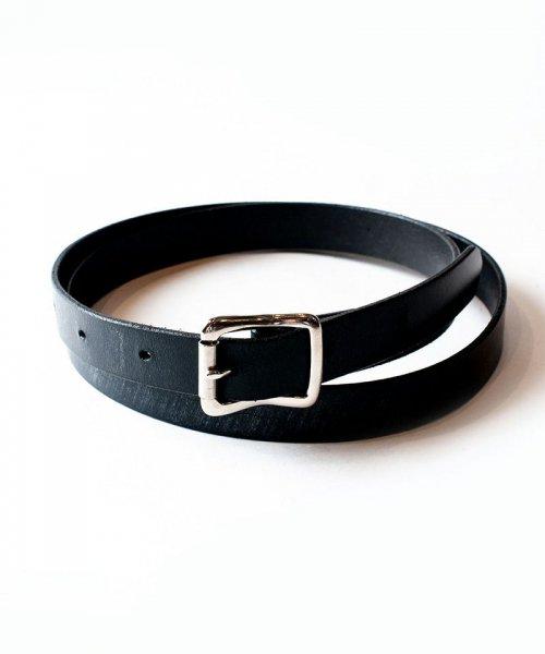 [予約商品2022Spring&summer] SEVESKIG/セブシグ/ Bridle leather Belt