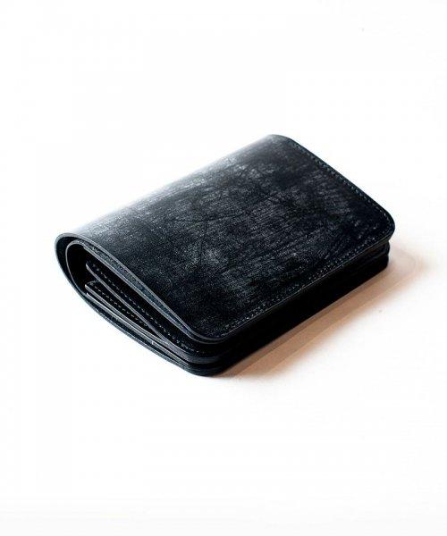[予約商品2022Spring&summer] SEVESKIG/セブシグ/ Bridle leather Card case