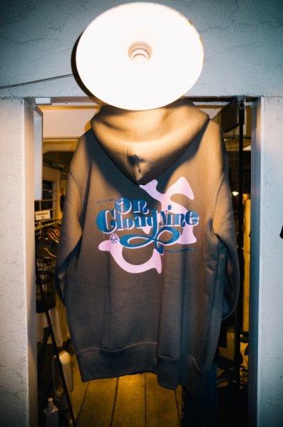 U-BY EFFECTEN(ユーバイエフェクテン) 9th anniversary zip hoodie