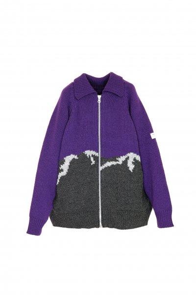 elephant TRIBAL fabrics (エレファントトライバルファブリックス ) / William Cowichan sweater