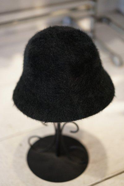 U-BY EFFECTEN(ユーバイエフェクテン)  fur metro hat