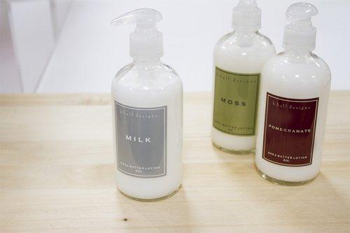 k.hall designs/ケイ・ホール デザインズ シアバターローション
