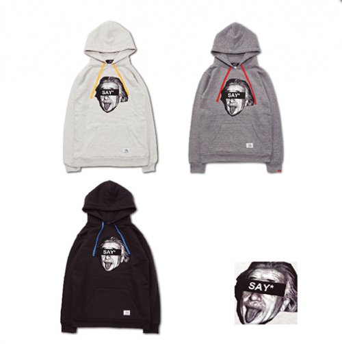 """<img class='new_mark_img1' src='https://img.shop-pro.jp/img/new/icons16.gif' style='border:none;display:inline;margin:0px;padding:0px;width:auto;' />SAY(セイ) SWEAT PARKA """"ALBERT"""""""