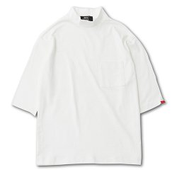 SAY(セイ) MOCK NECK BIG T-SHIRTS