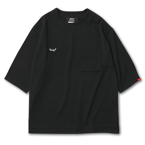 SAY(セイ) SMOOTH BIG T-SHIRTS
