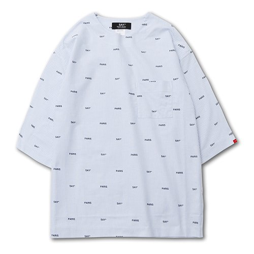 SAY(セイ) PARIS P/O SHIRTS