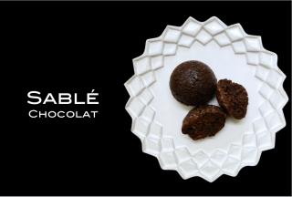 サブレ(チョコレート)