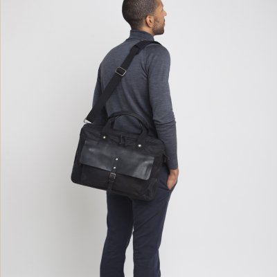 ■ALLY CAPELLINO iSaac Leather and Wa...