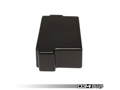 -034motorsport- カーボン バッテリーカバー for Audi 8V/8S, VW Golf7