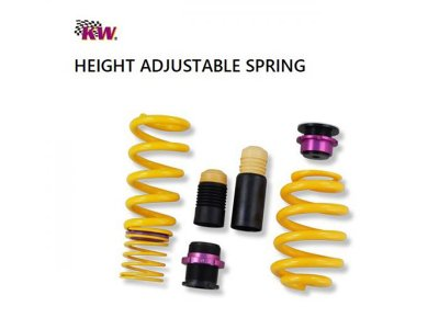 -KW-  HEIGHT ADJUSTABLE SPRING KIT  Audi A4/S4 (B8)
