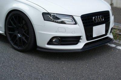 -balance it-   Front Lip Spoiler   Audi S4/A4(8K) S-line 2008-2011 SEDAN, AVANT