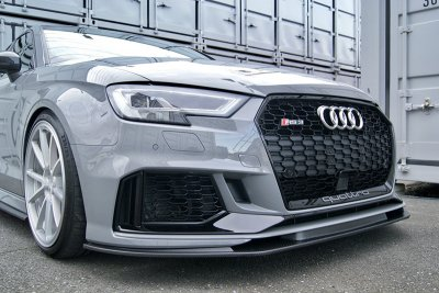 -balance it- Front Lip Spoiler   Audi RS3 (8V) 2017-