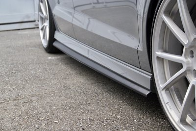 -balance it- Side Skirts  Audi RS3/S3/A3(8V) Sline  2013-