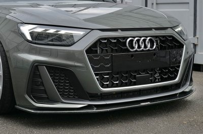 <img class='new_mark_img1' src='https://img.shop-pro.jp/img/new/icons8.gif' style='border:none;display:inline;margin:0px;padding:0px;width:auto;' />-balance it- Front Lip Spoiler   Audi A1 (GB) Sline