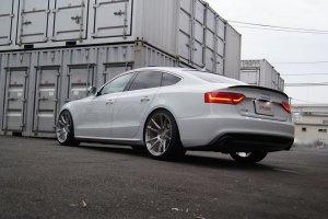 -balance it- Trunk  Spoiler Audi S5/A5 (8T) Sportback