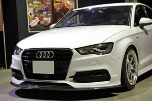 -balance it- Front  Lip Spoiler  Audi S3/A3 S-line (8V)