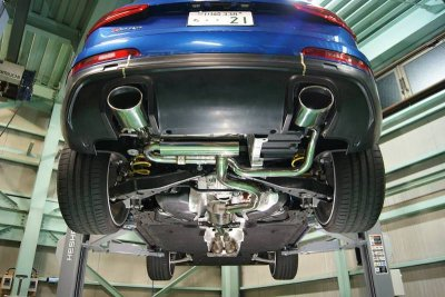 -balance it-  Exhaust  System  Audi RSQ3